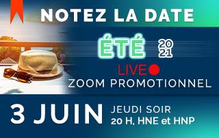 Joignez-vous au ZOOM pour un événement de formation promotionnel ACN gameON spécial EN DIRECT